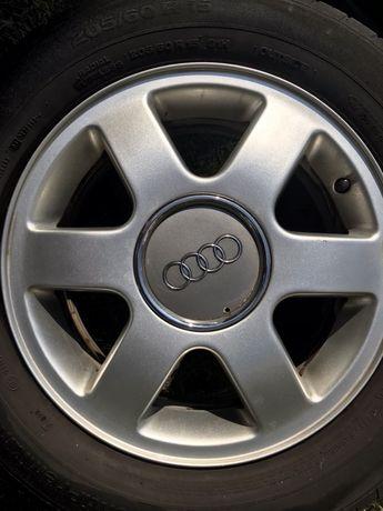 Koła Audi r15