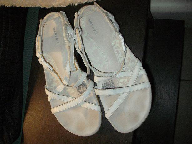 Merrell sandały skórzane