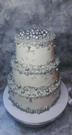 Свадебные торты!