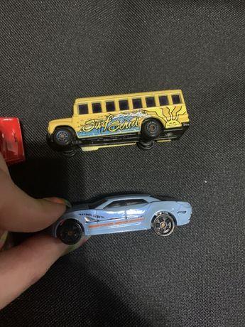 Машинки hot wheels и др