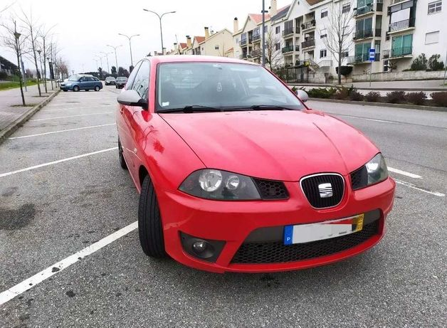 Seat Ibiza 6l fr