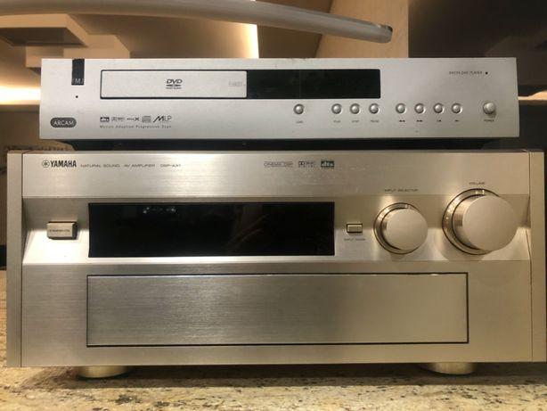 Wzmacniacz kina domowego Yamaha DSP-AX1