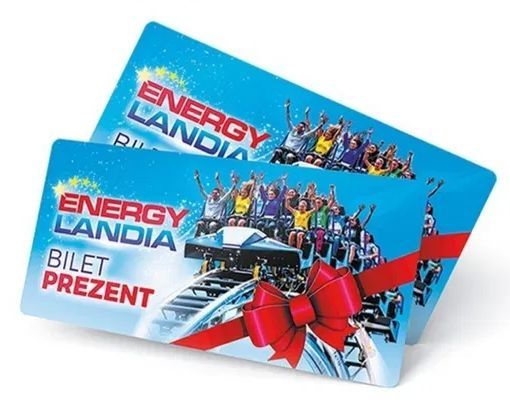 Bilet do Energylandi 2szt.