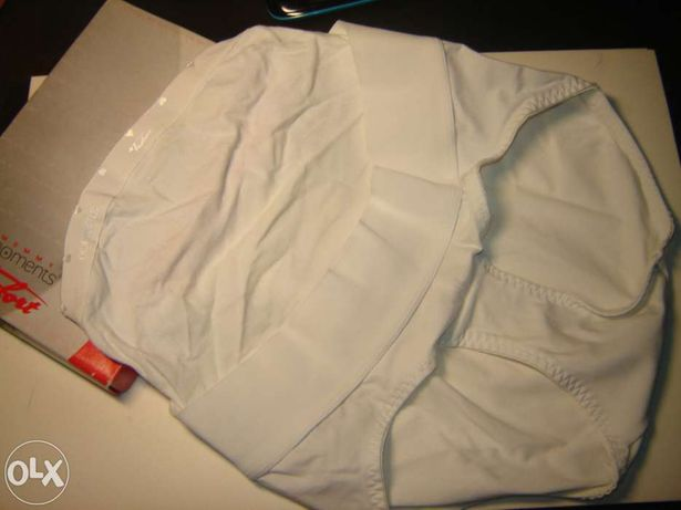 Cueca cinta grávida