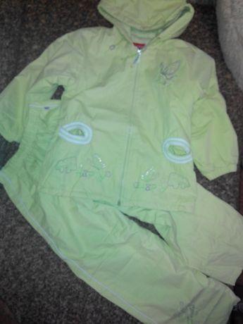 Куртка-ветровка,брюки (комплект)
