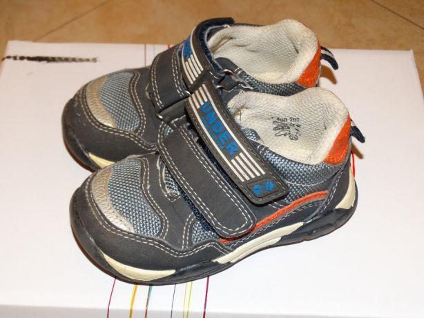 Adidasy na rzepy Półbuty Bobbi Shoes rozmiar 20
