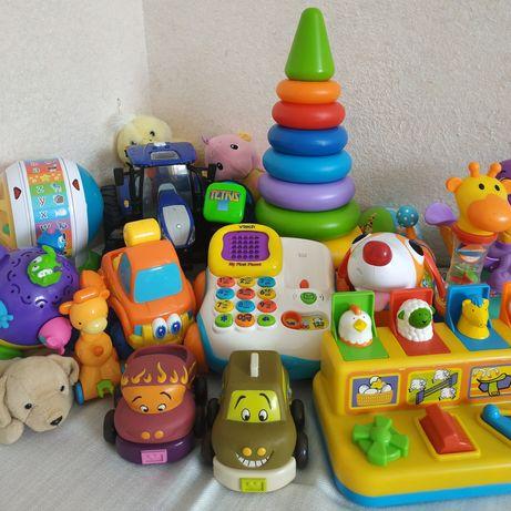 Іграшки з Європи, Англії б/у та нові