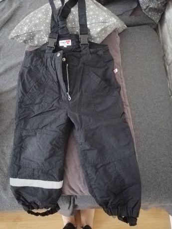 Spodnie narciarskie roz 98