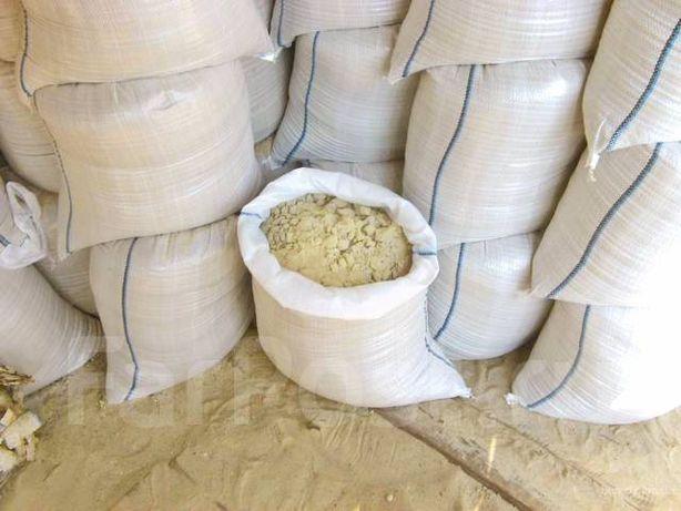 Песок в мешках 12грн за мешок реальных 25кг