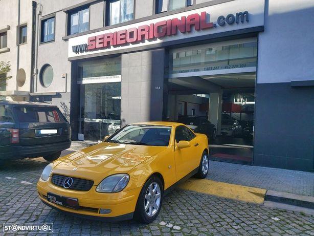 Mercedes-Benz SLK 200 KOMPRESSOR NACIONAL