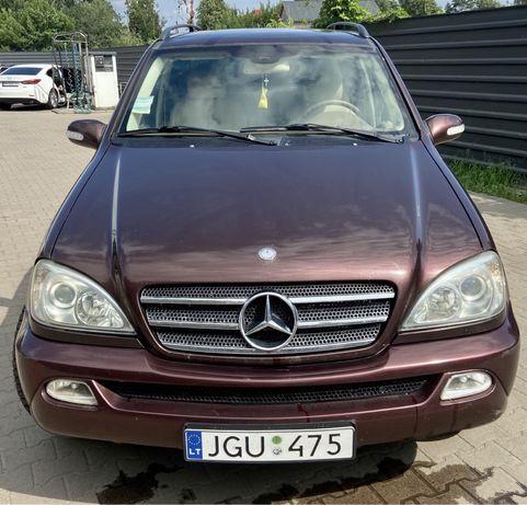 Mercedes Benz ML400 W163 Rest