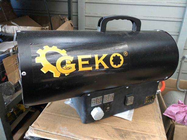 Nagrzewnica gazowa z reduktorem i termostatem 20KW