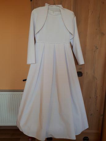 Sukienka komunijna rozm. 140 M