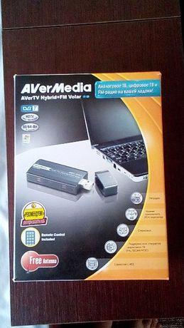 Avertv hybrid+fm volar (a828) ТВ-тюнер