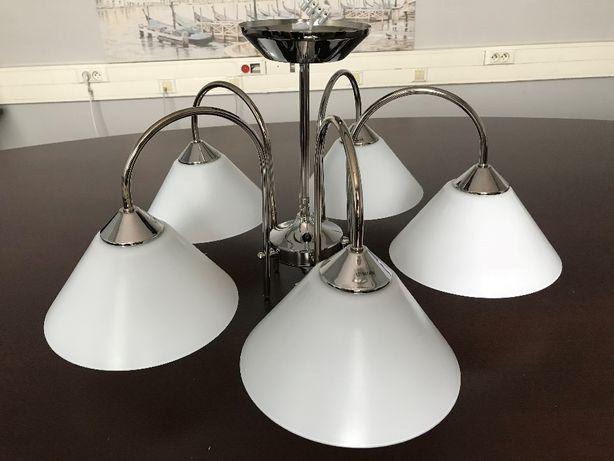 OBI Lampa TAPER chrom obniżka z 349 zł na 238 zł.