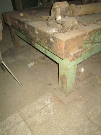Стіл пазовий 1,3х2м