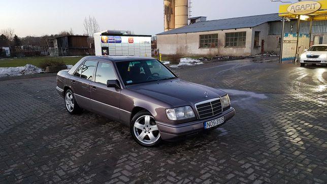 Mercedes W 124 E 280  2.8  193KM  1994r