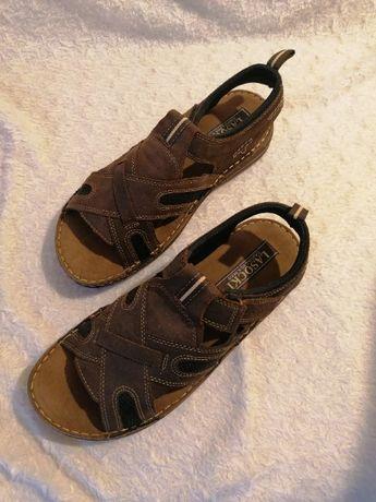 Nowe Lasocki buty sandały męskie r. 43