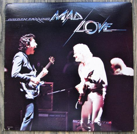 Golden Earring – Mad Love, winyl 12'', 33 rpm, EX+