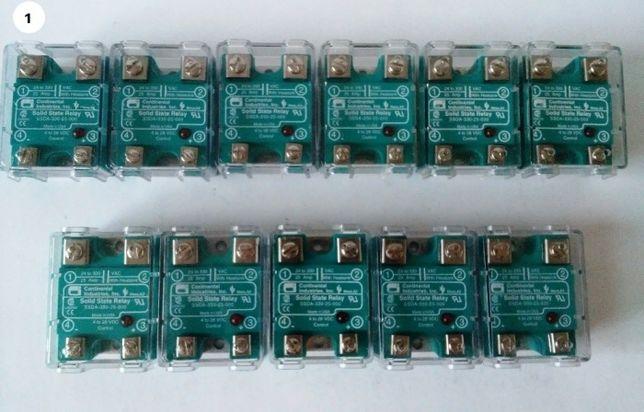 Części elektroniczne z demontażu dużej mocy