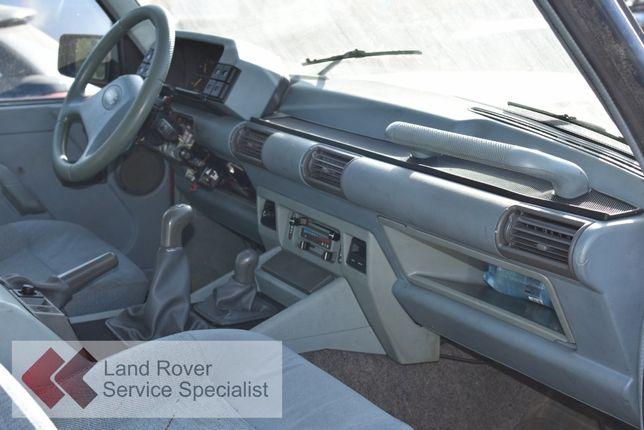 Konsola deska rozdzielcza Land Rover Discovery I EUROPA