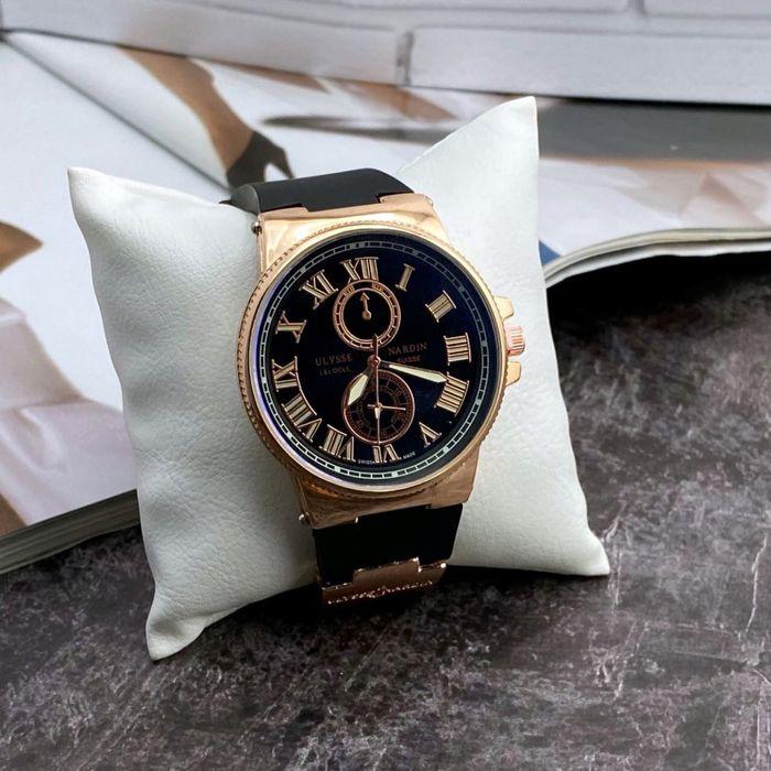 Мужские часы Ulysse Nardin + ПОДАРОК.Чоловічі годинники Ulysse Nardin Ивано-Франковск - изображение 1
