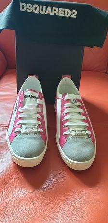 DSQUARED2 buty damskie rozmiar 40  459€