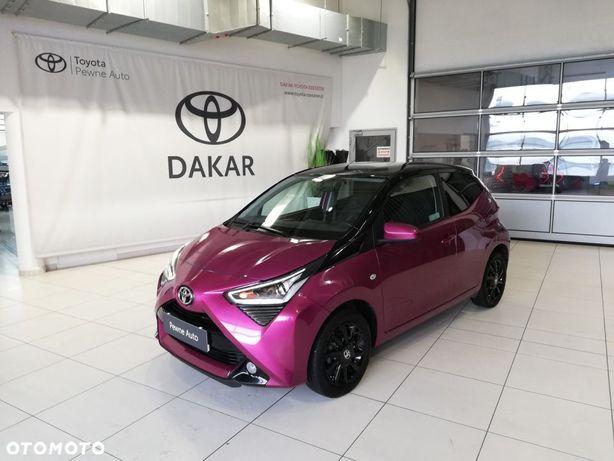 Toyota Aygo 1.0 Vvt-I Prime X-Cite Salon Polska Pierwszy
