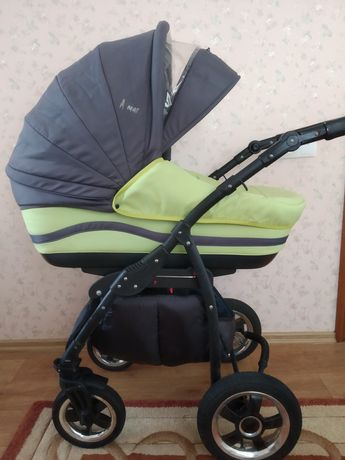 Продам детскую коляску Anmar Zico 2 in 1