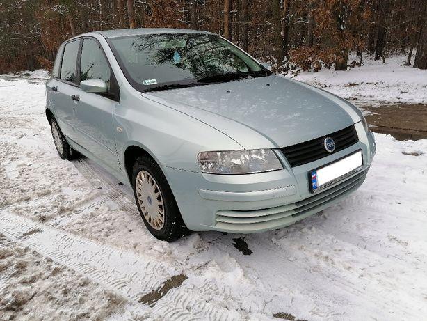Fiat Stilo 1.9JTD 115KM 2005r. Klima Polski Salon Niski przebieg!