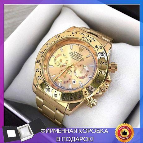 Мужские часы Rolex Daytona Gold чоловічий годинник Ролекс Дайтона