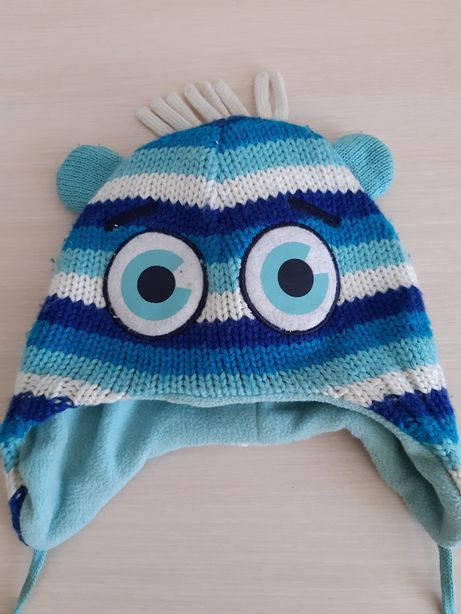 Зимняя детская шапка Lenne