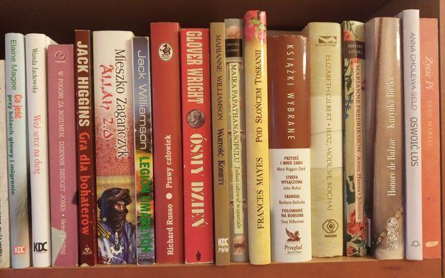 Książki różne | wyprzedaż biblioteczki