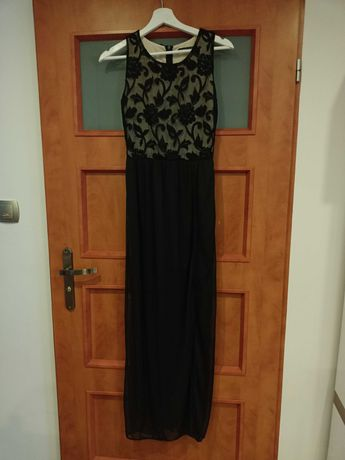 Sukienka r 36. tiul