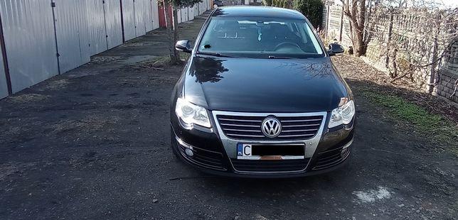 Volkswagen Passat B6 1,9 HIGHLINE