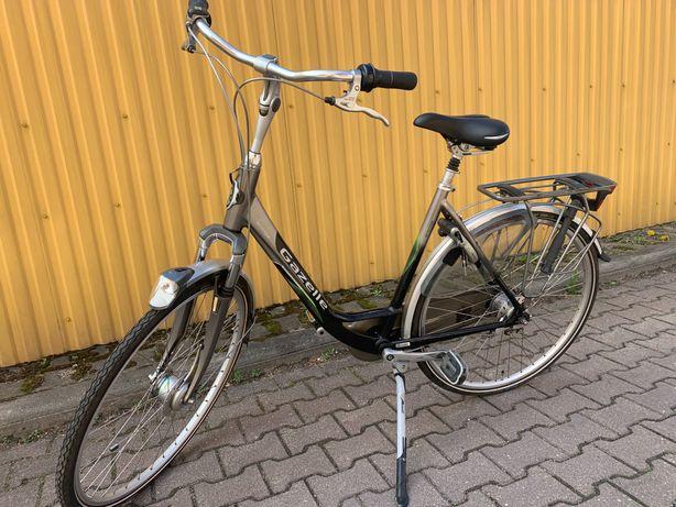 Rower damka damski Gazelle 53 xtra orange