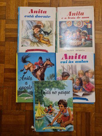Anita, livros infantis