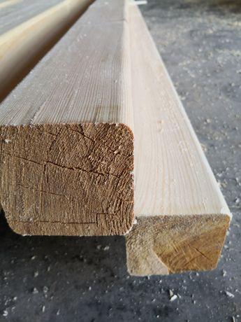 Drewno Kantówki 10x10 heblowane