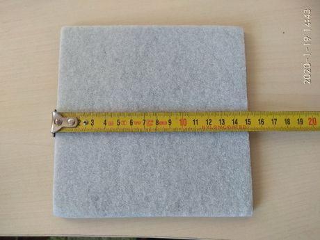 Фильтр пылесоса универсальный (трехслойный), подрезной.