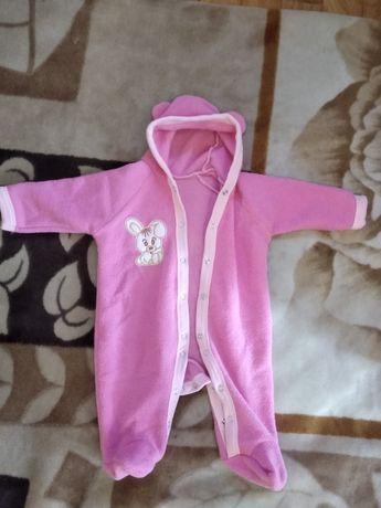 Продам речі для новонароджених дівчаток!