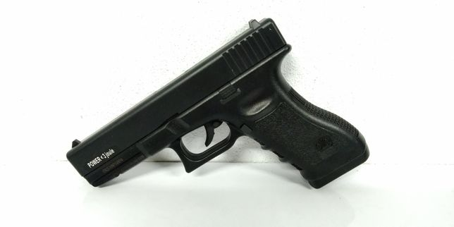 Pistola GLOCK 17, 4.5mm, Nova - Tiro desportivo