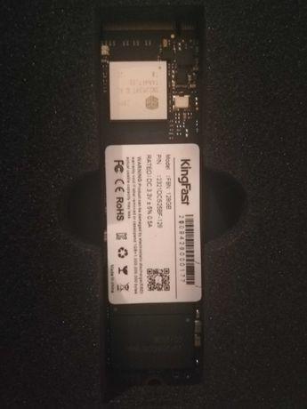 Nowy dysk Kingfast 128GB F8N nvme m.2 2280 pcie Ultra szybki 1700/600