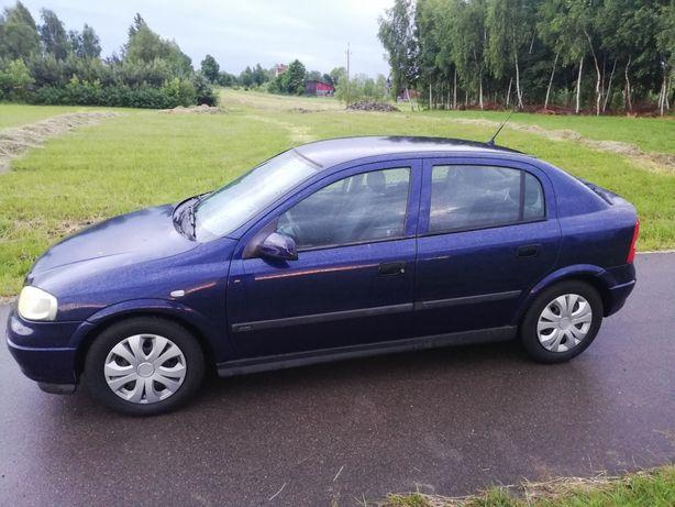 Ładny Opel Astra G 1,6 16v 101KM model 2001 Mały przebieg tylko 177tys