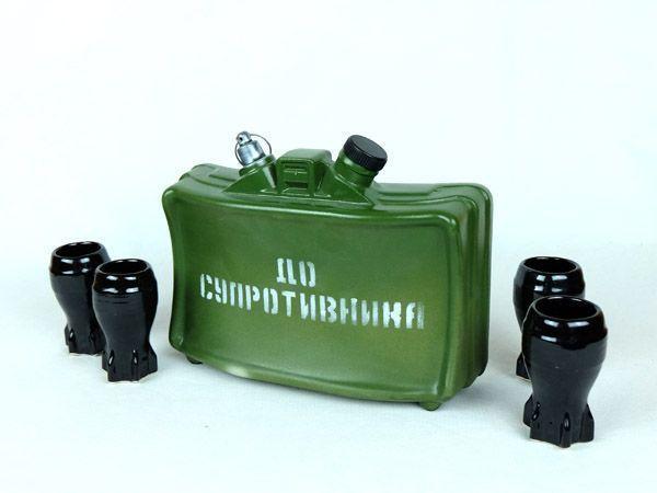 """Подарочный набор """"Мина МОН-50"""", противопехотная мина, подарок мужчине"""