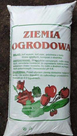 Ziemia ogrodowa / Kora sosnowa / Keramzyt / Workowane / Dostawa