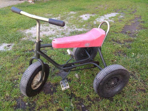 Rower rowerek - PRL
