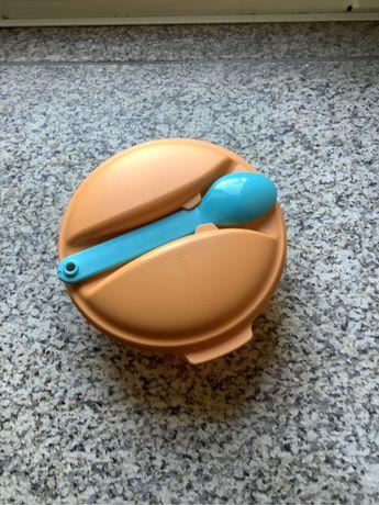 Lanchonete sobremesa NOVA - Tupperware