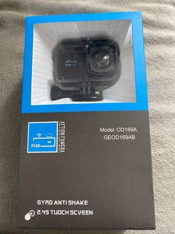Kamera Sportowa Wi-Fi 1080P