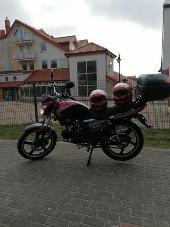 Motorower Romet ZXT 50 + gratisy