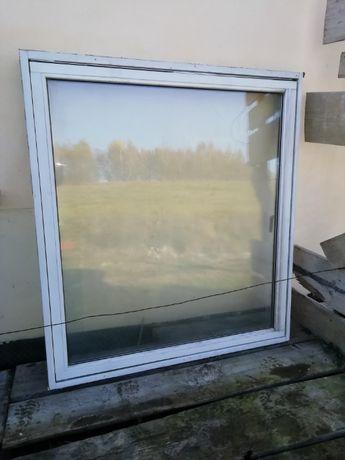 Okno Używane Drewniane wymiar 144 na 130